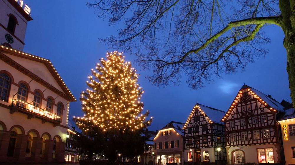 Weihnachtsmarkt Otzberg.Die Schönsten Weihnachtsmärkte In Hessen Ffh De
