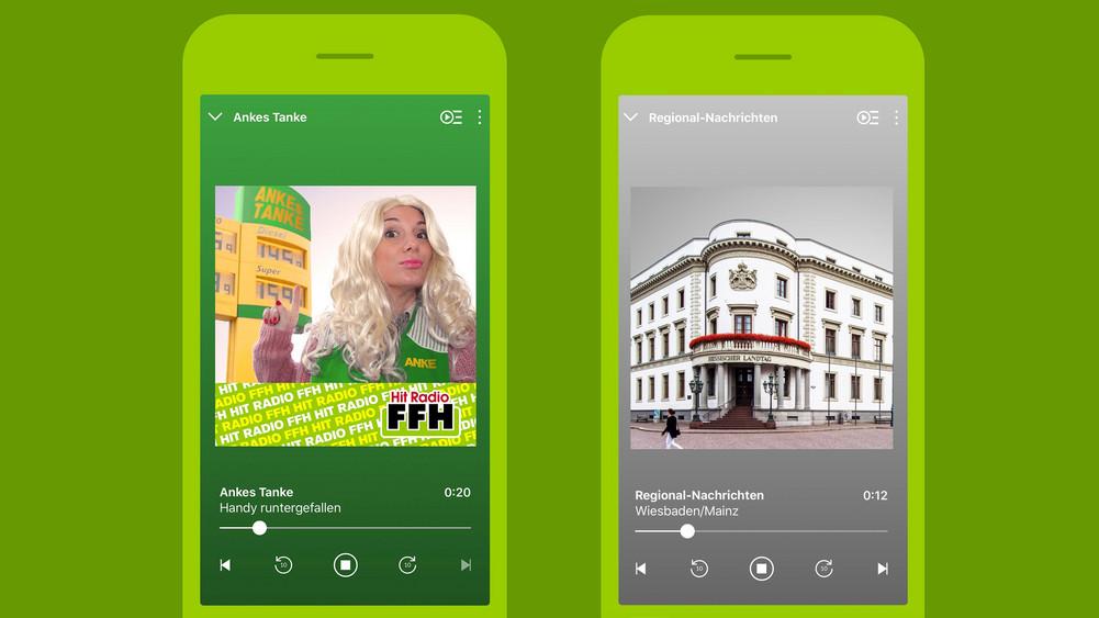 Ffh Webradio App