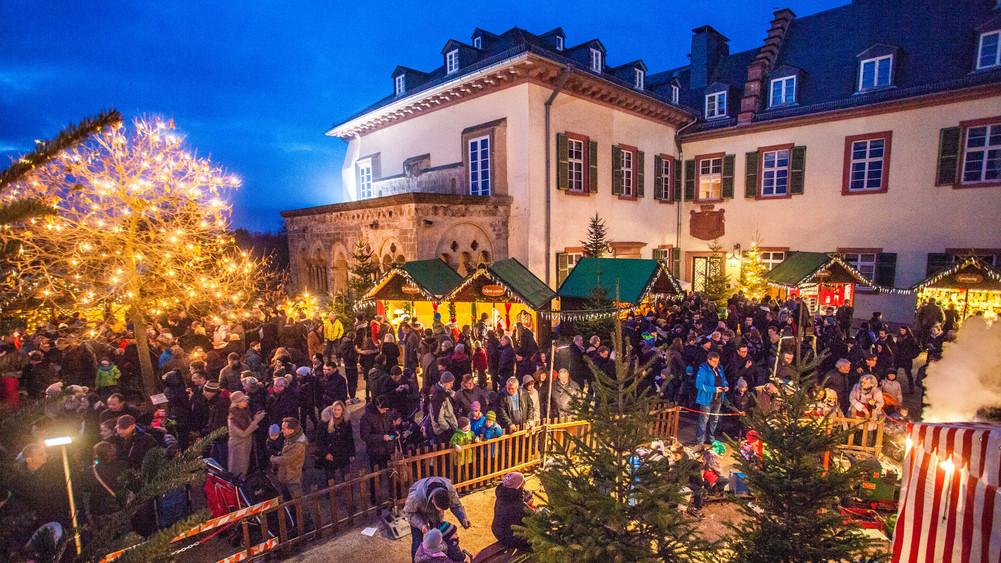 Weihnachtsmarkt Bad Homburg.Die Schönsten Weihnachtsmärkte In Hessen Ffh De