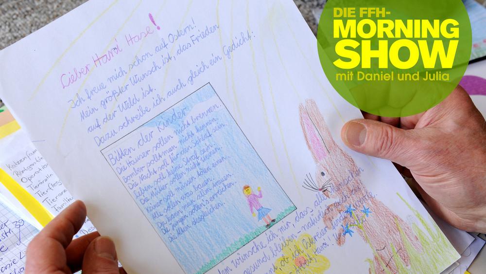Kinderbuchshop Buchzauber Brief Vom Osterhasen 13