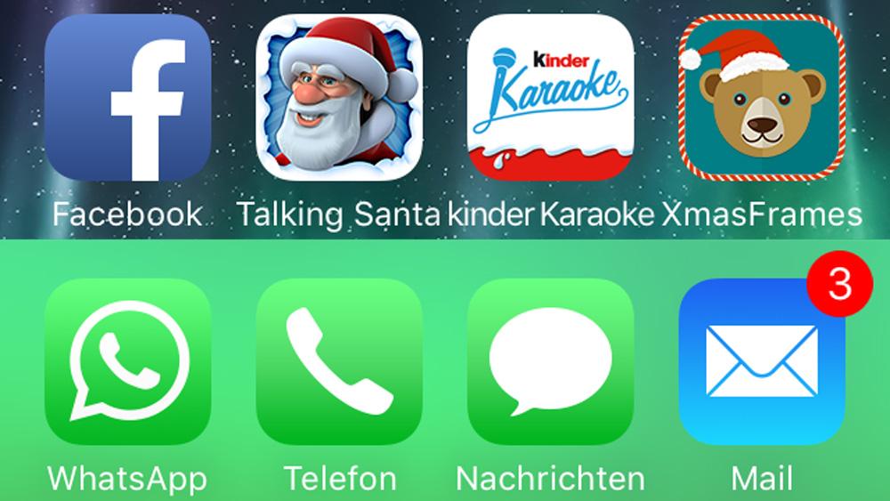 Last Minute Weihnachtsgrüße: Diese Apps helfen – FFH.de